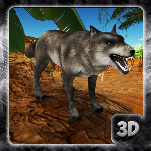 Симулятор волка - конечная выживаемость животных