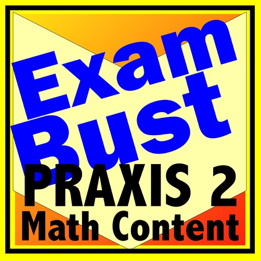Praxis II Math Content Flashcards Exambusters