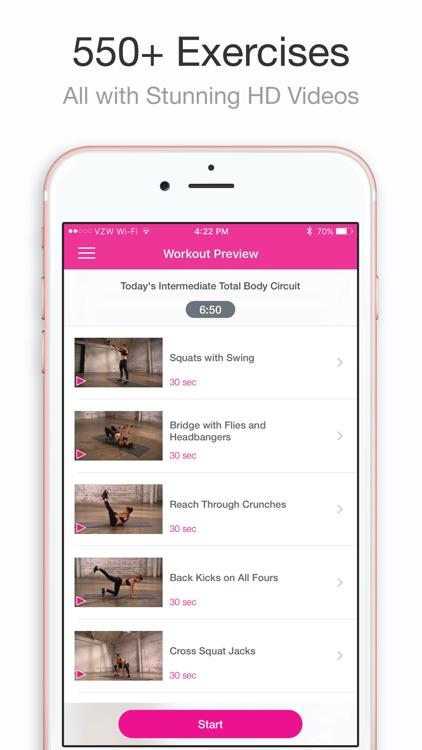 Jillian Michaels – Training and Meal Plans screenshot-3
