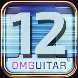 OMGuitar-12 Digital Twelve String Guitar with FX