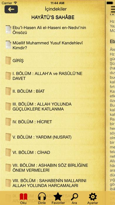 Hayatü's Sahabe screenshot one