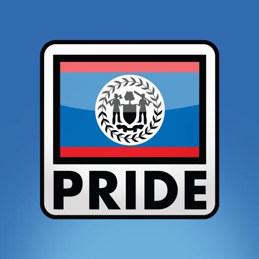 Belizean Pride Stickers