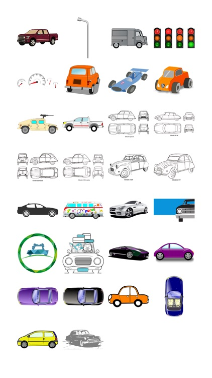 Car Sticker Pack