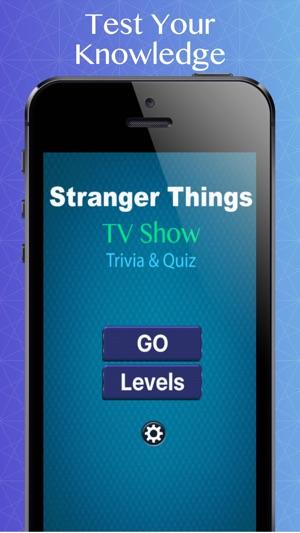 ST Tv show Quiz -Horror Series Stranger fanfiction on the App Store