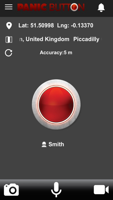 Panic Button App For Iphone