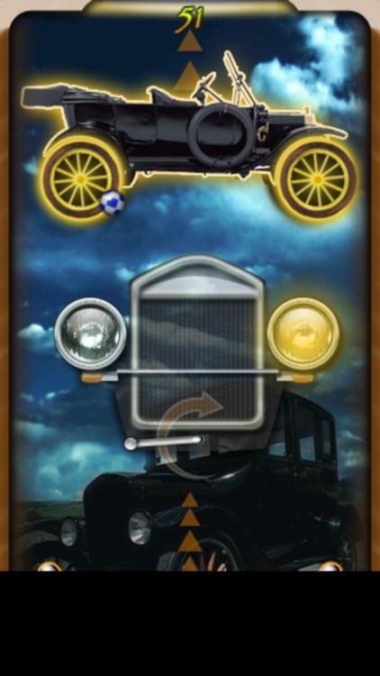 Smallball Pinball, Cars