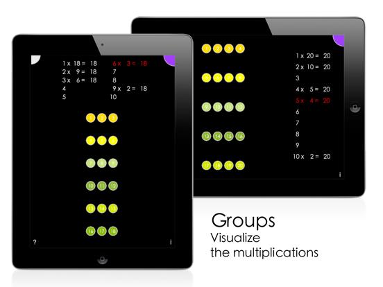 Visual Multiplication Tableのおすすめ画像3