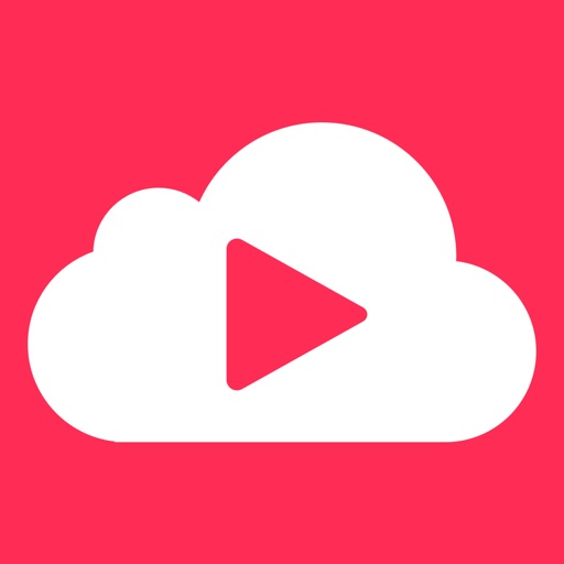 Cloud Player and File Manager app logo