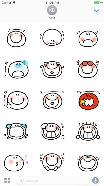 Nagisa Animated Stickers