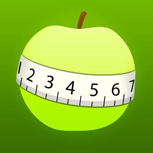 Calorie Counter and Food Diary by MyNetDiary app logo