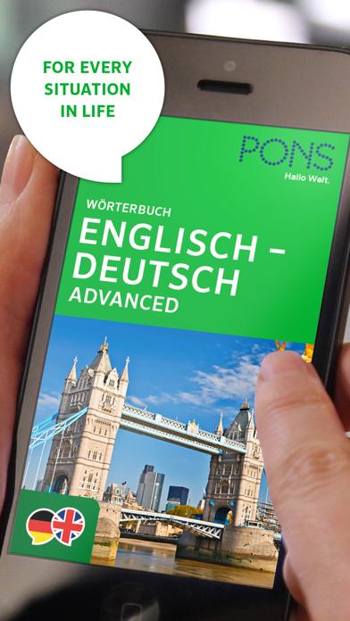 点击获取Dictionary German English PONS