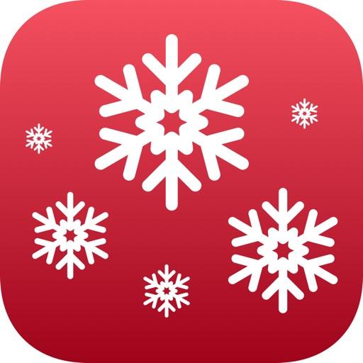 Winter season stickers pack