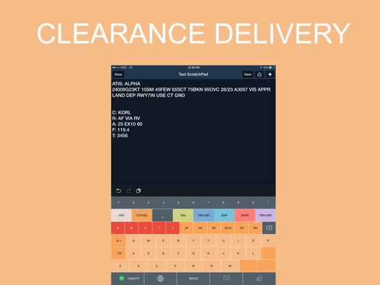 FFKeyboard: An ATC Keyboard screenshot two