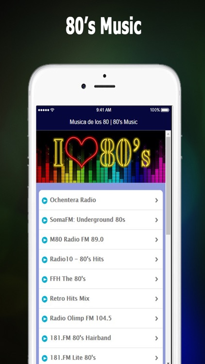 80s Music: The Best Radio Stations of the 80