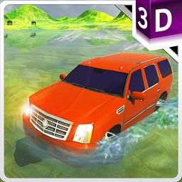 Water Car Surfing & Underwater Floating Simulator