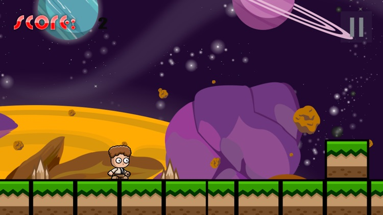 Space Jump - Addicting, Impossible Running Game screenshot-3