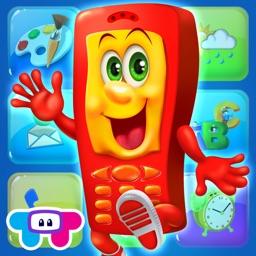 Phone For Kids - Fun Activity Center for Children