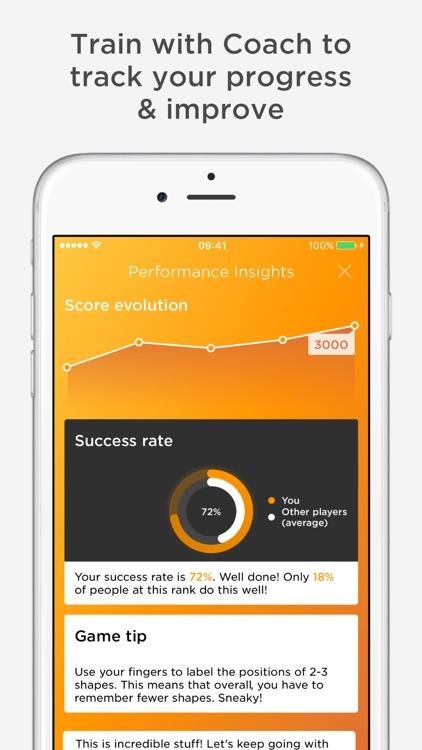 Peak - Brain Training app image