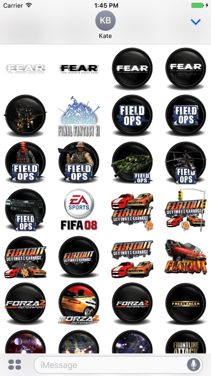 Gaming Stickers screenshot-3