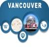 Vancouver Canada City Offline Map Navigation EGATE