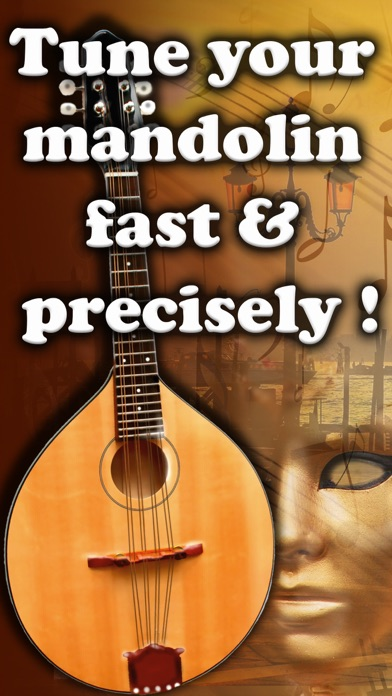 Easy Mandolin Tuner