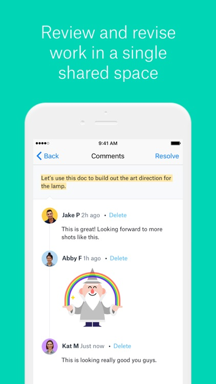 Dropbox Paper screenshot-2