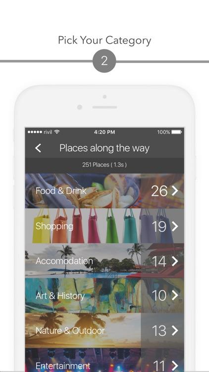 Rivil - Malaysia Road Trip App