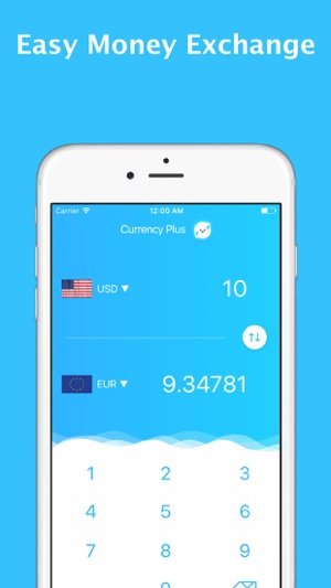 Currency plus exchange rate currency converter on the app store screenshots malvernweather Choice Image