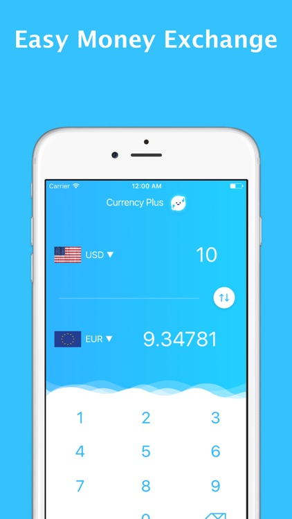 Currency Plus - Exchange rate & Currency Converter