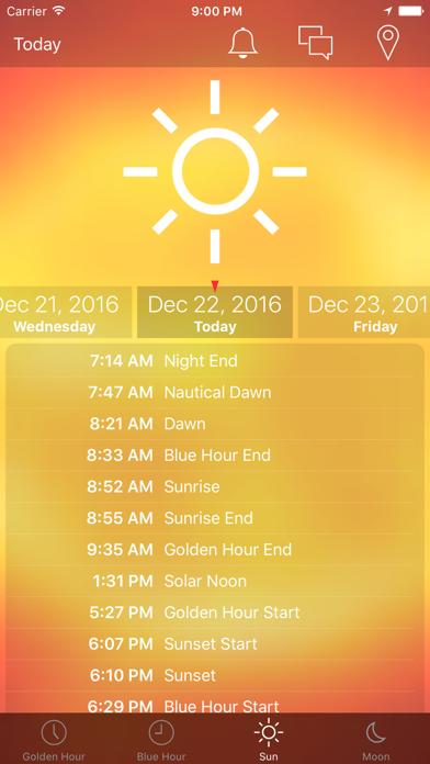 Sunrise Sunset Infoのおすすめ画像3