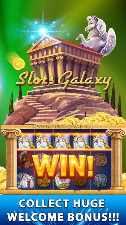 Vegas Slots Galaxy screenshot-3