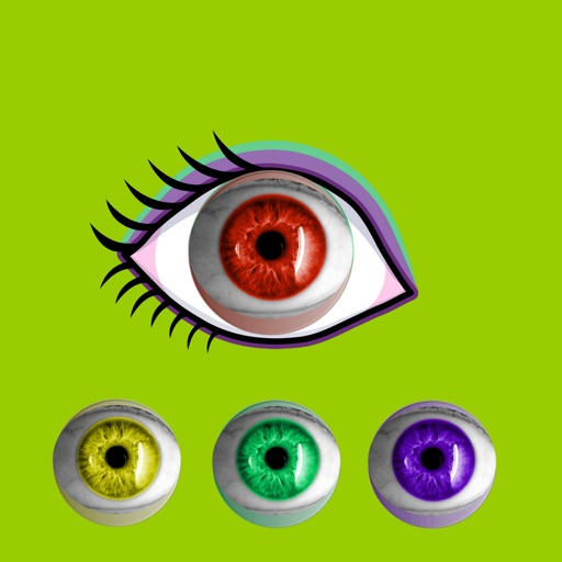 Fancy Eye - Eye Color Changer
