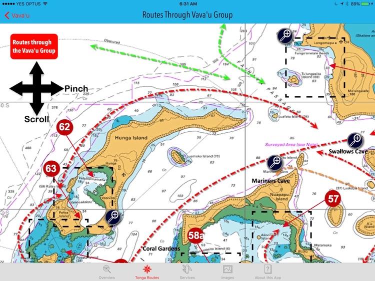 Sail Tonga Cruising Guide screenshot-3