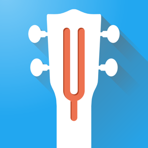 Precision Ukulele Tuner - with Chords & Metronome app