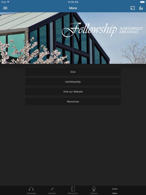 Fellowship Northwest Arkansas Скриншоты5