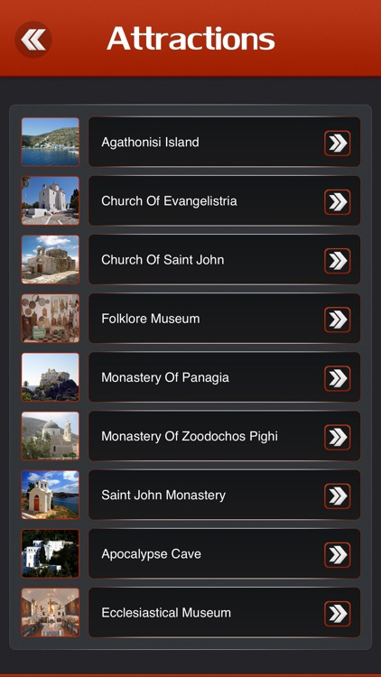 Patmos Island Travel Guide screenshot-2