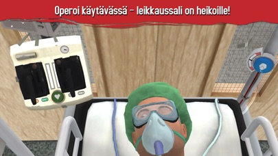 Screenshot for Surgeon Simulator in Finland App Store