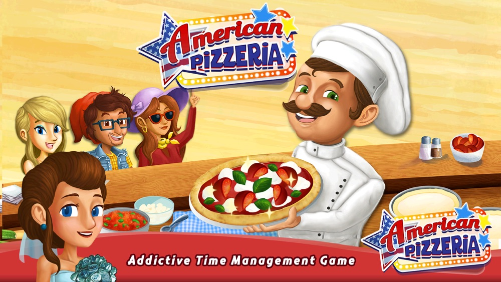 American Pizzeria – Pizza Game
