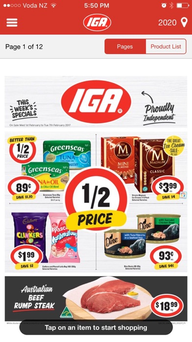 Download IGA Australia for Pc