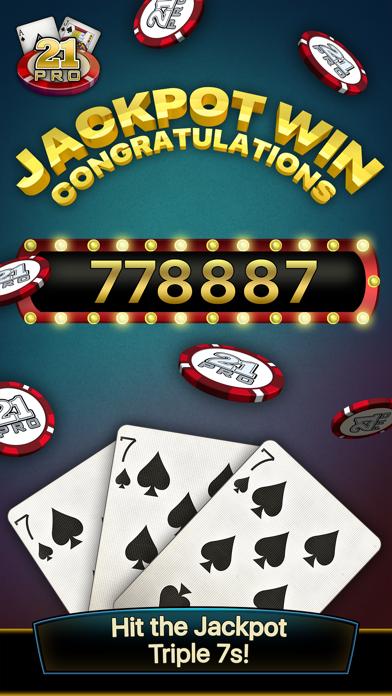 21 Pro: Blackjack Multi-Hand screenshot two