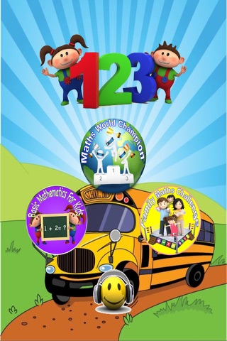 Maths Bee For Kids FREE - náhled