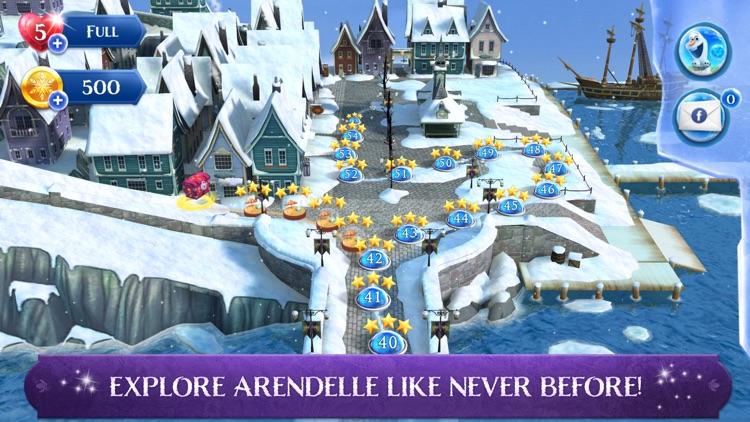 Frozen Free Fall: Icy Shot screenshot-3