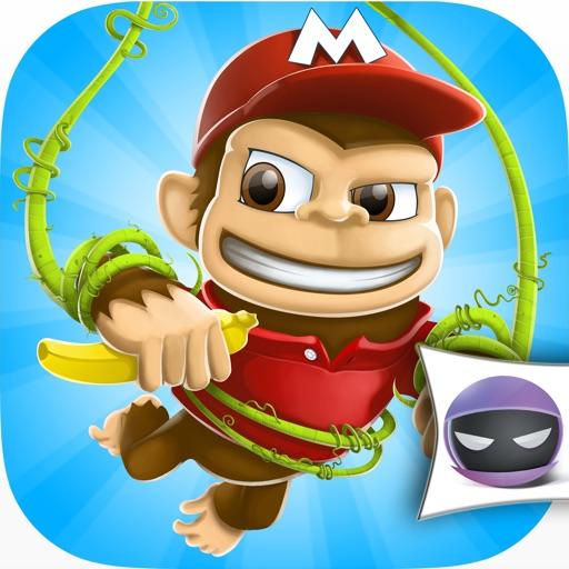 لعبة سوبر بابون - العاب مغامرات مجانا iOS App