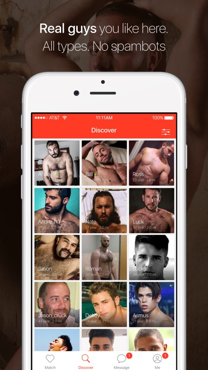 what is the best gay hookup app