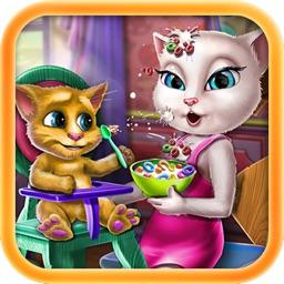 照顾小汤姆猫-小猪佩奇最爱的游戏