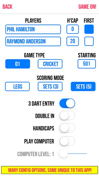 Russ Bray Darts Scorer screenshot-4