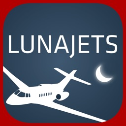 LunaJets - Fly private at the best price