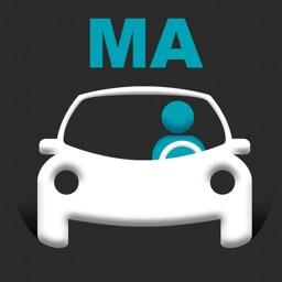 Massachusetts RMV DMV Practice Exam Prep 2017