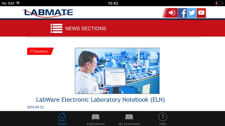 Labmate screenshot-1