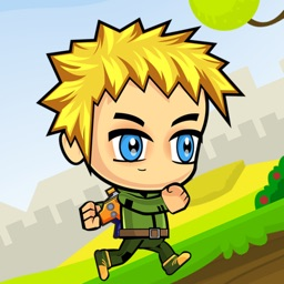 Ninja Boy For Naruto World
